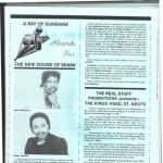 Ronni Canada Magazine Featured Story on Him