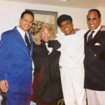 Ronnie Canada and The Four Tops