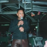 Ronnie Canada back in 1993 live performance